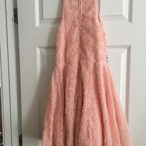 Dresses - Formal pink dress